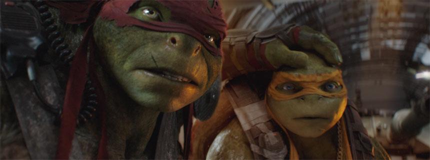 Teenage Mutant Ninja Turtles: Out of the Shadows Photo 1 - Large