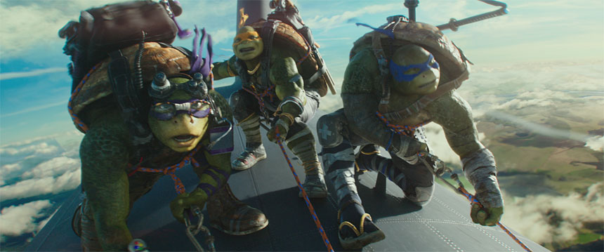Teenage Mutant Ninja Turtles: Out of the Shadows Photo 10 - Large