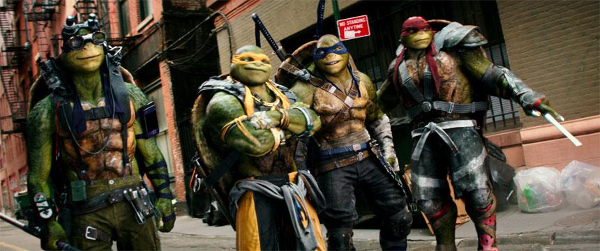 Teenage Mutant Ninja Turtles: Out of the Shadows Photo 13 - Large