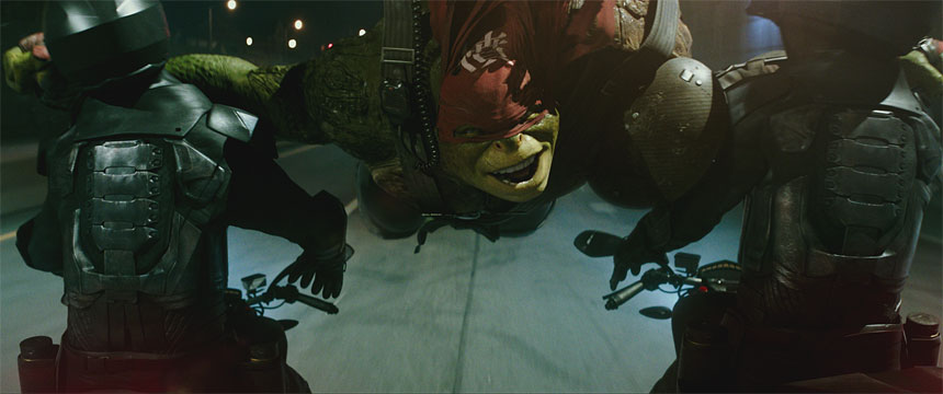 Teenage Mutant Ninja Turtles: Out of the Shadows Photo 12 - Large