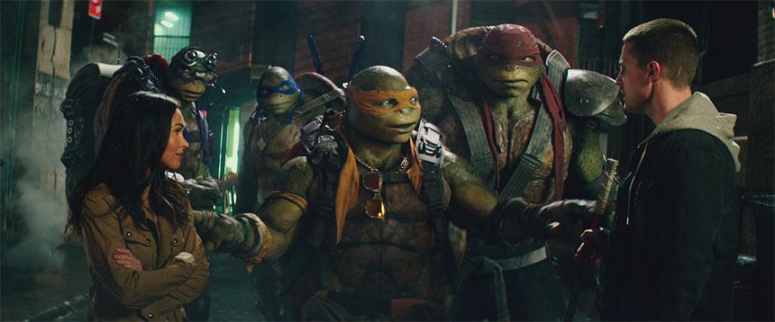 Teenage Mutant Ninja Turtles: Out of the Shadows Photo 7 - Large