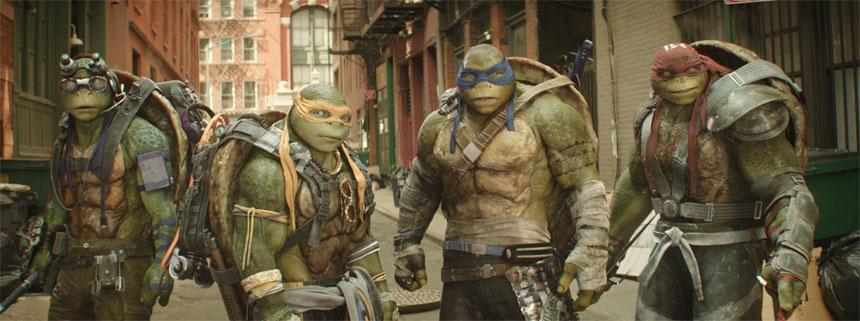 Teenage Mutant Ninja Turtles: Out of the Shadows Photo 2 - Large