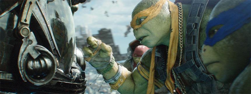 Teenage Mutant Ninja Turtles: Out of the Shadows Photo 3 - Large