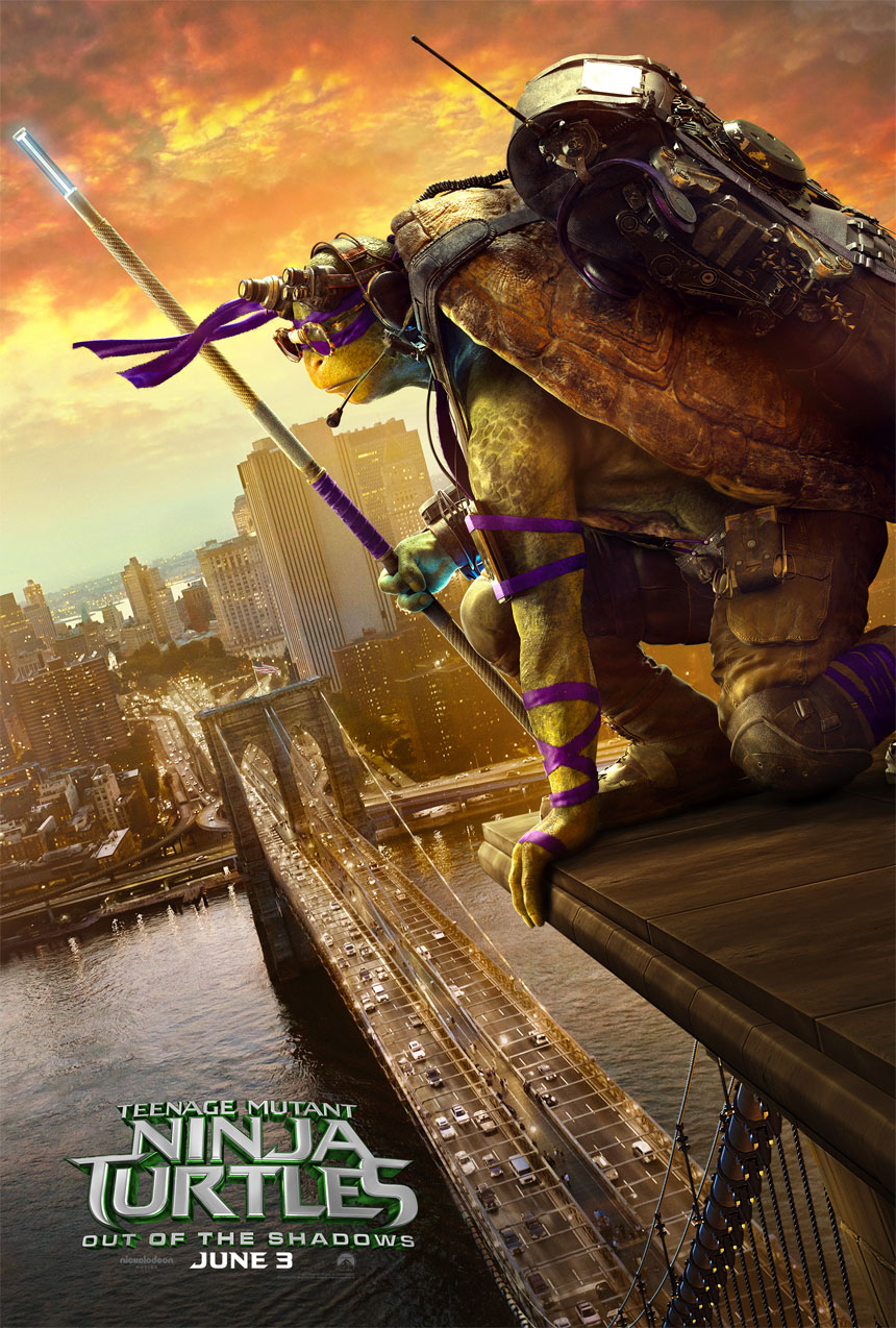 Teenage Mutant Ninja Turtles: Out of the Shadows Photo 37 - Large