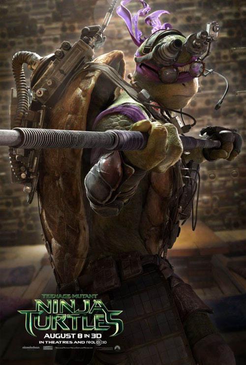 Teenage Mutant Ninja Turtles Photo 20 - Large