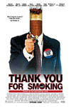 Thank You For Smoking Movie Poster