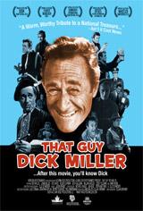 That Guy Dick Miller (Toronto)