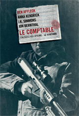Le comptable Poster