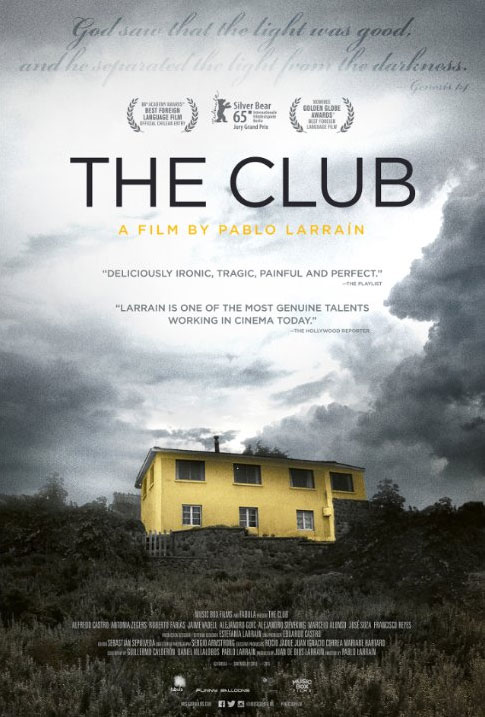 The Club Large Poster