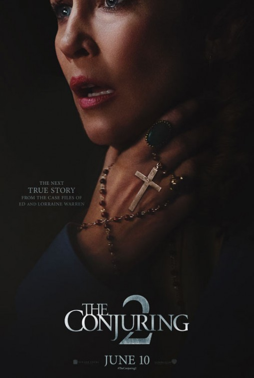 The Conjuring 2 Large Poster