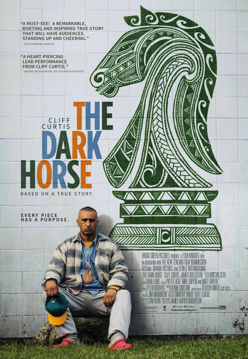 The Dark Horse Large Poster