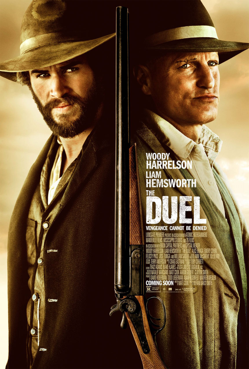 The Duel Large Poster