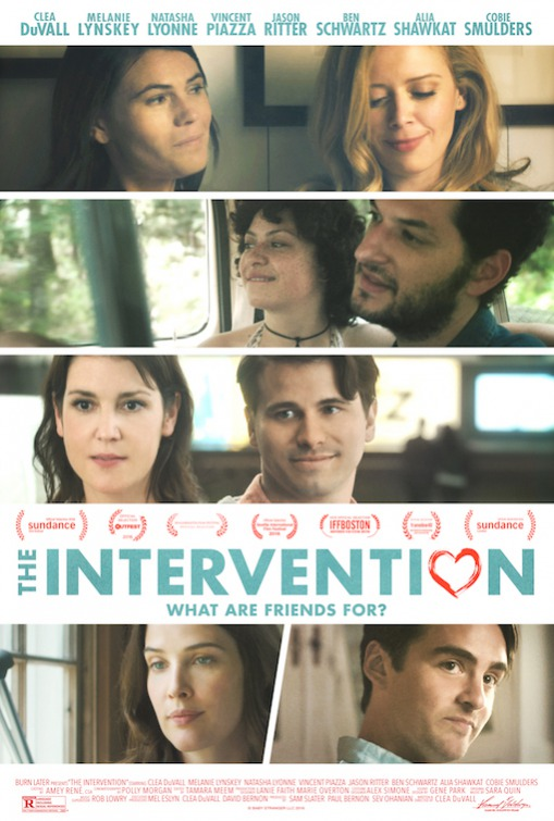 The Intervention Large Poster