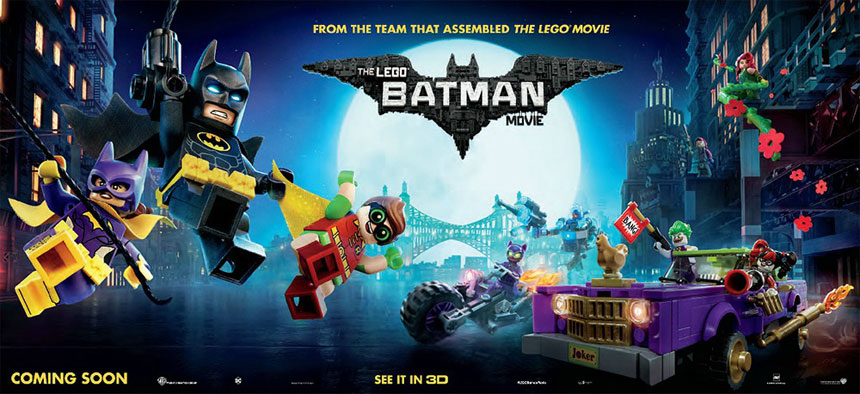 The LEGO Batman Movie - Movies - Castanet.net