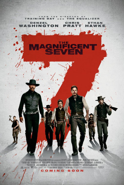 The Magnificent Seven Photo 17 - Large
