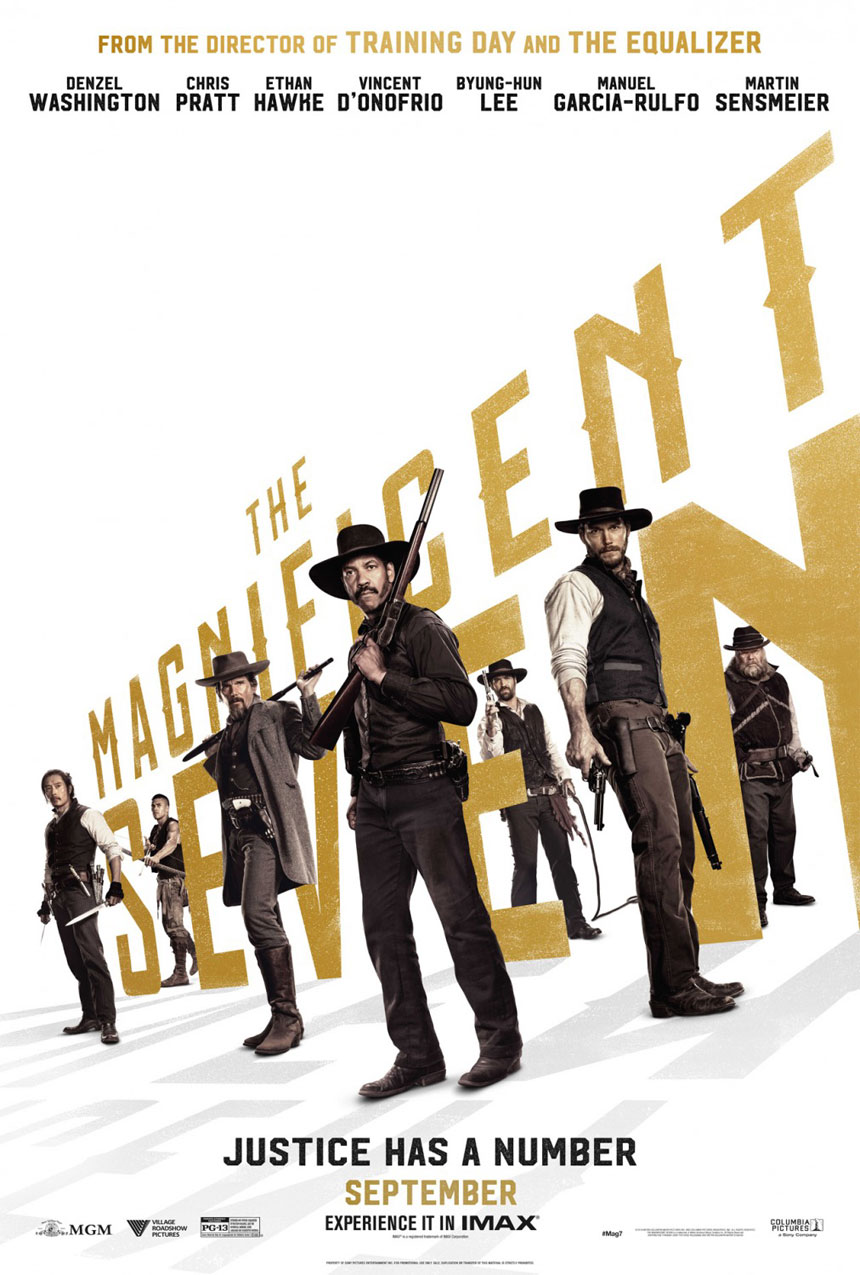 The Magnificent Seven Photo 20 - Large