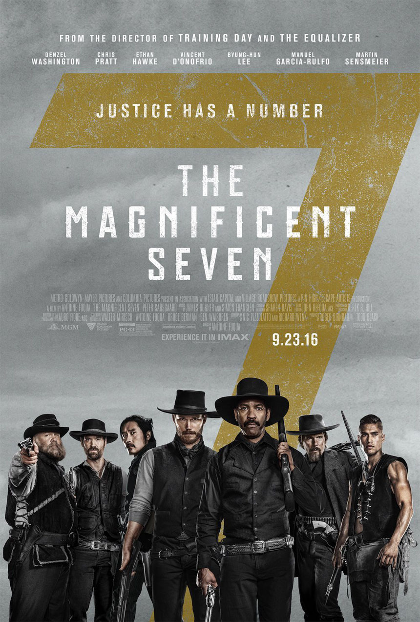 The Magnificent Seven Photo 19 - Large