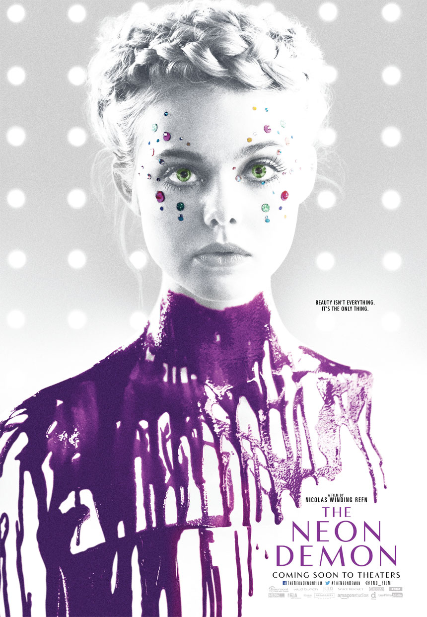 The Neon Demon Large Poster