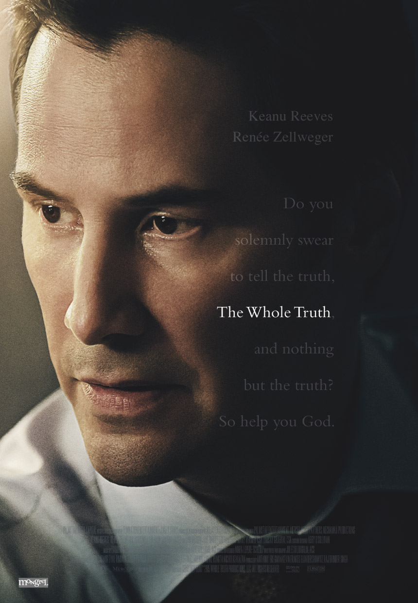The Whole Truth Large Poster