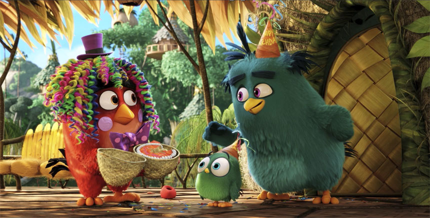 The Angry Birds Movie Photo 6 - Large