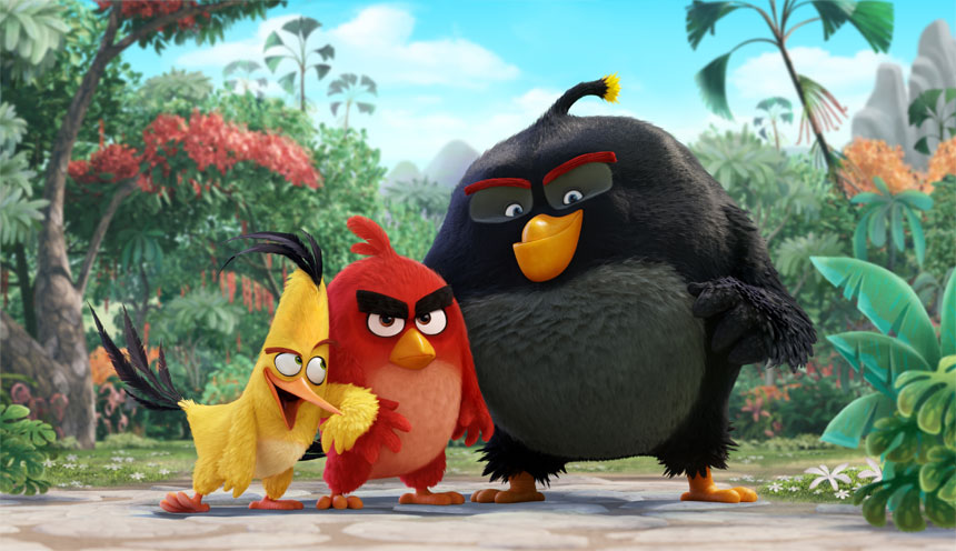 The Angry Birds Movie Photo 41 - Large