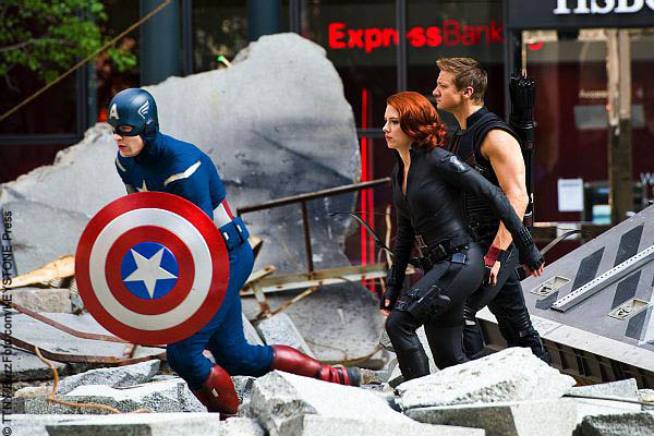 The Avengers Photo 34 - Large