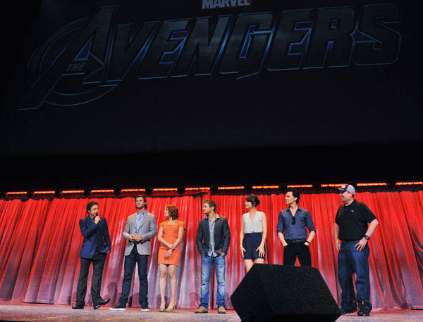 The Avengers Photo 39 - Large