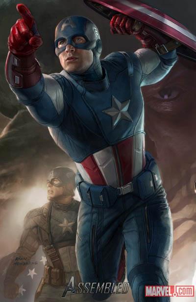 The Avengers Photo 49 - Large