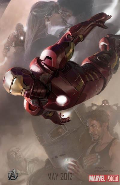 The Avengers Photo 51 - Large