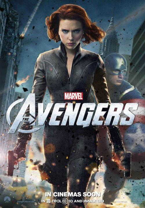 The Avengers Photo 58 - Large