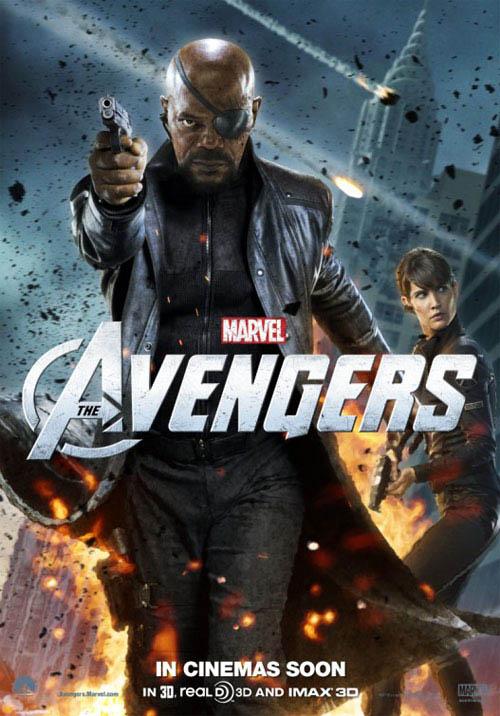 The Avengers Photo 60 - Large