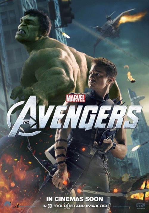 The Avengers Photo 62 - Large