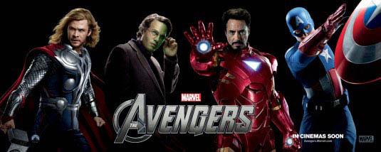 The Avengers Photo 2 - Large