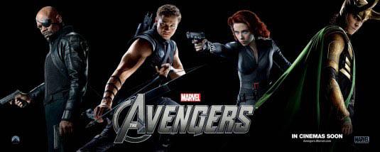 The Avengers Photo 3 - Large