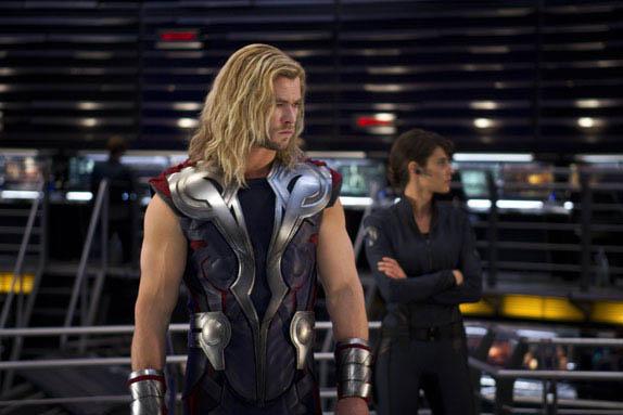 The Avengers Photo 26 - Large