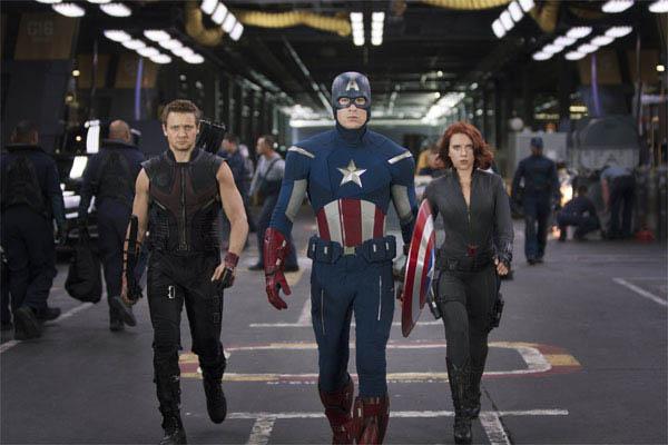 The Avengers Photo 35 - Large