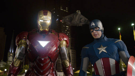 The Avengers Photo 15 - Large