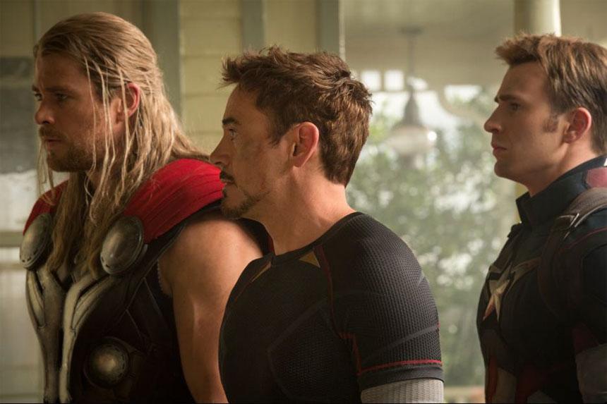Avengers: Age of Ultron Photo 29 - Large