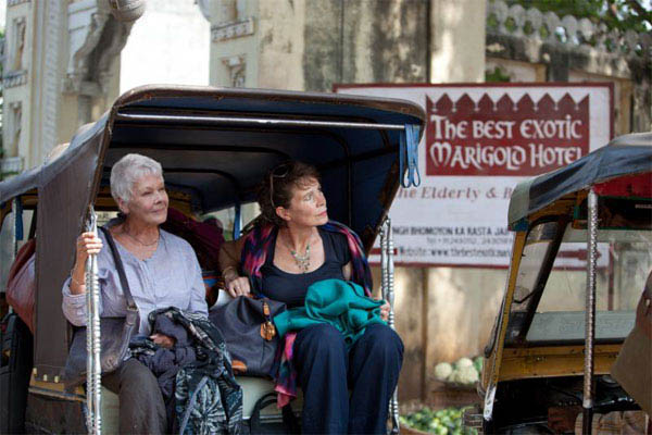 The Best Exotic Marigold Hotel Photo 5 - Large