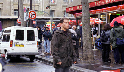 The Bourne Identity Photo 2 - Large
