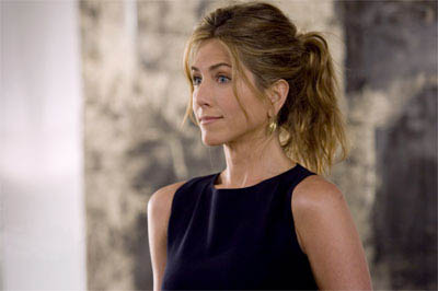 "Art dealer Brooke Meyers (JENNIFER ANISTON) in the romantic comedy ""The Break-Up""."