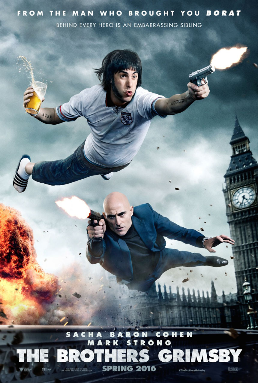 The Brothers Grimsby Photo 6 - Large