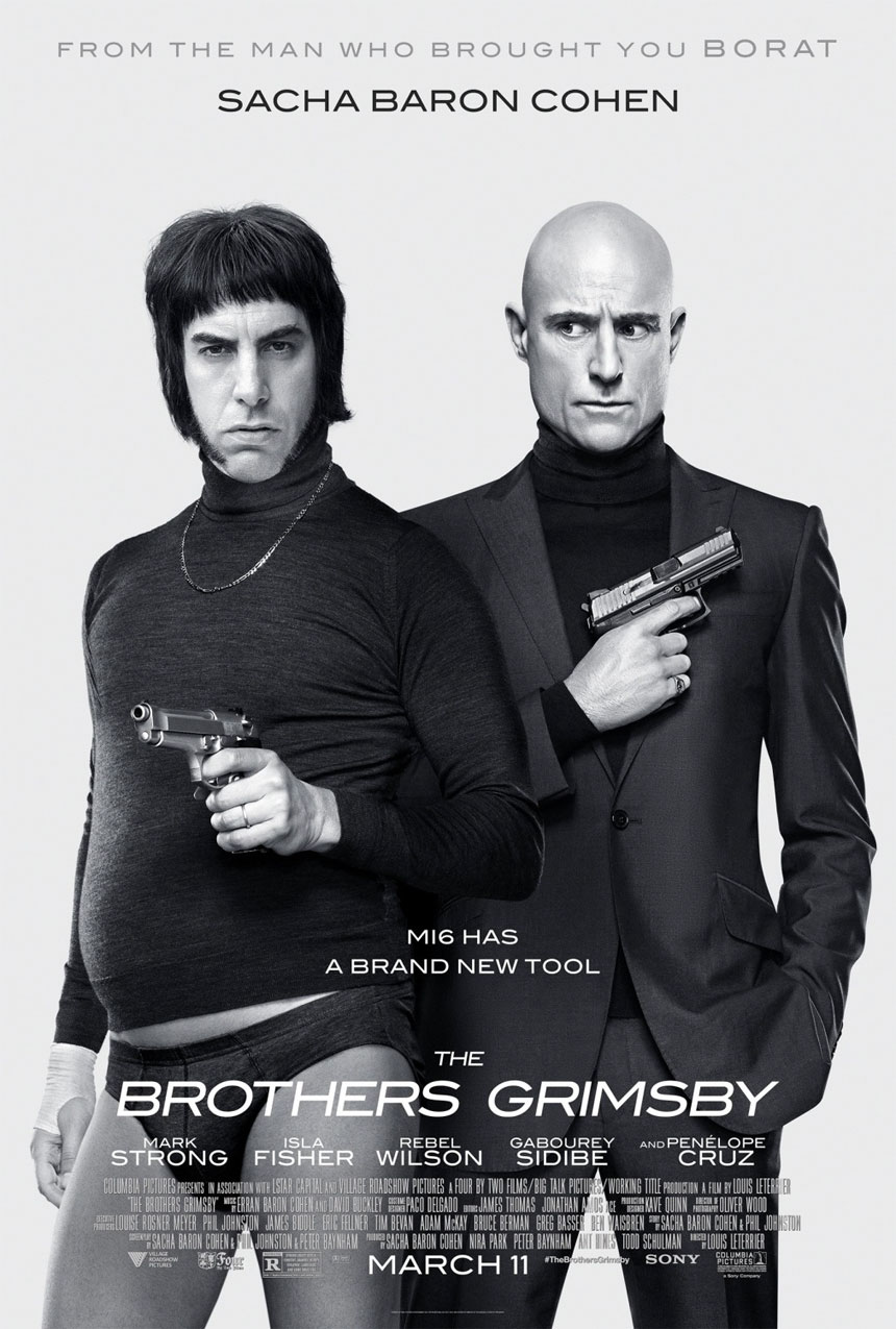 The Brothers Grimsby Photo 7 - Large