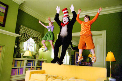 Dr. Seuss' The Cat in the Hat Photo 1 - Large
