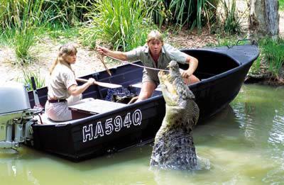 The Crocodile Hunter: Collision Course Photo 3 - Large