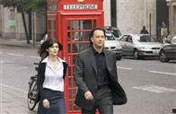 Audrey Tautou (l) and Tom Hanks star in Columbia Pictures' suspense thriller The Da Vinci Code