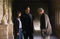 (l to r) Audrey Tautou, Tom Hanks and Ian McKellen star in Columbia Pictures' suspense thriller The Da Vinci Code.