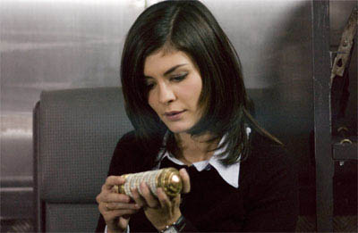 Audrey Tautou stars in Columbia Pictures' suspense thriller The Da Vinci Code. - Large
