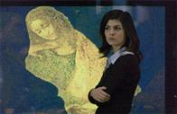 Audrey Tautou stars in Columbia Pictures' suspense thriller The Da Vinci Code.