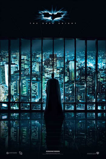 The Dark Knight Poster - Large